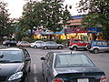 Parking area in Jinnah Market.jpg