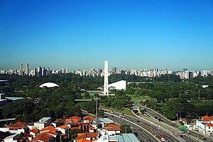Ibirapuera Park - Image: Parque Ibirapuera 2