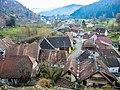 Partie aval d'Oderen, vue de l'église.jpg