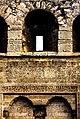 Partie interieur de la mosquée des Mérinides - chellah - rabat.jpg