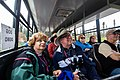 Passengers board a free bus at the Denali Visitor Center to attend a sled dog demonstration at the kennels, about 1.5 miles away. (efaf3813-6154-4ebf-b5ff-fda80f797847).jpg