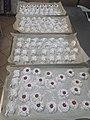Paste di mandorla siciliane fatte con lantica tradizione tramandata dai vecchi pasticceri con solo mandorla, zucchero, albume , e miele- 2014-06-21 00-51.jpg