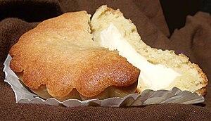 Pasticciotto - Ricotta-filled pasticciotto