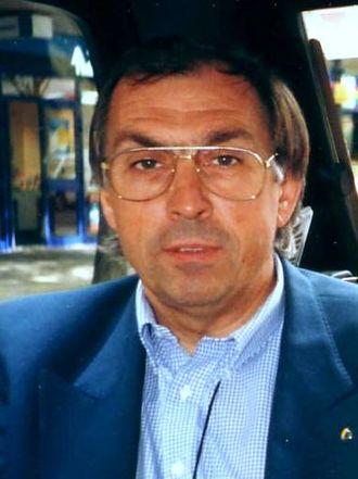 Patrick Sercu - Sercu in 1998
