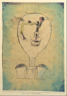 Paul Klee - The Beginnings of a Smile - Google Art Project.jpg