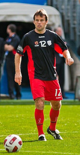 Paul Reid (footballer, born 1979) - Image: Paul Reid