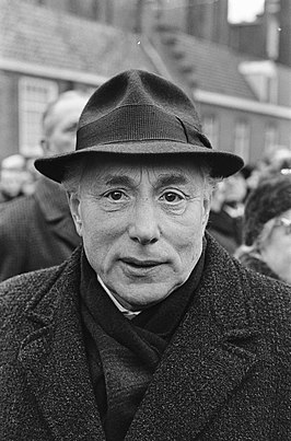 Paul de Groot in 1967