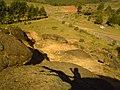 Pedra montada em Poços de Caldas - MG, Brasil - panoramio (12).jpg