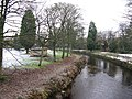 Pendle Water and Victoria Park, Nelson, Lancashire - geograph.org.uk - 1139484.jpg