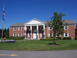 Penfield, New York - Penfield town hall