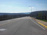Pennsylvania Route 93 bridge over the Susquehanna River.JPG