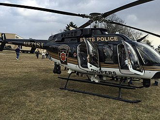 Pennsylvania State Police - Pennsylvania State Police Helicopter