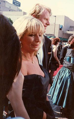 Some Enchanted Evening (The Simpsons) - Penny Marshall was named one of AOL's 25 favorite guest stars