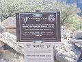 Peoria-Lake Pleasant Regional Park-Indian Mesa Ruins Marker.jpg