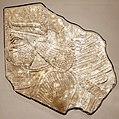 Periodo achemenide, rilievo con frammento di genio alato, 870 ac ca, dal palazzo di assurbanipal II a nimrud.jpg