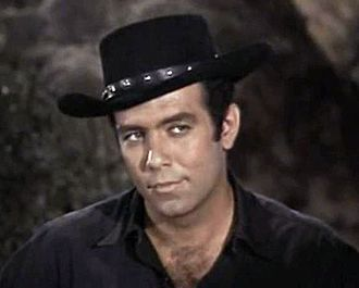 "Pernell Roberts - As Adam in ""The Hopefuls"" (1960)"