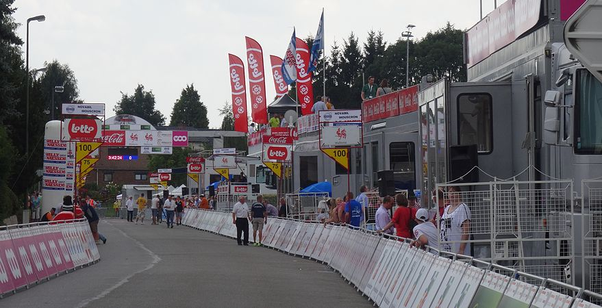 Perwez - Tour de Wallonie, étape 2, 27 juillet 2014, arrivée (A12).JPG