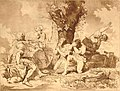 Peter Perez Burdett - Aquatinta (1771) nach John Hamilton Mortimer.jpg