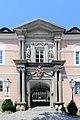 Peuerbach - Schloss, Portal.JPG