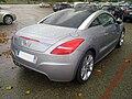 Peugeot RCZ gris sidobre arrière.jpg