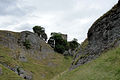 Peveril Castle from Cave Dale.jpg