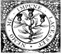Pharmacopoeia Collegii Regii Medicorum Edinburgensis. Fleuron T136797-1.png