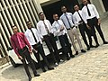 Pharmacy students Niger Delta University,Wilberforce Island Bayelsa State.jpg