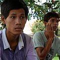Phnom Penh stampede - VOA - survivors.jpg