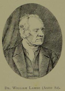 William Lambe English physician and vegetarian