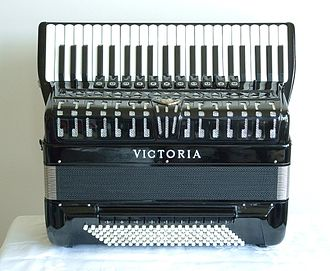 Piano accordion - Image: Piano Accordion