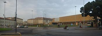 Piazza della stazione firenze