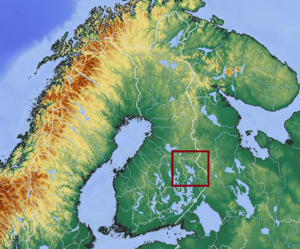 Pielinen - Location