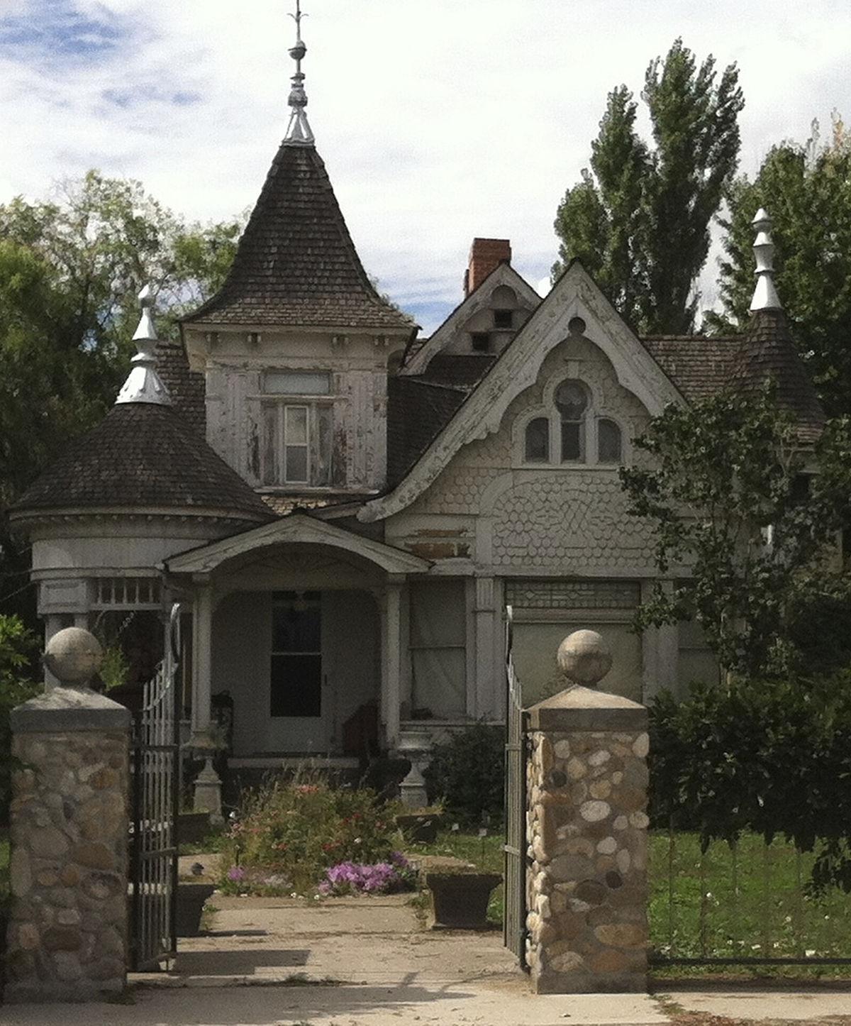 Pierce–Borah House