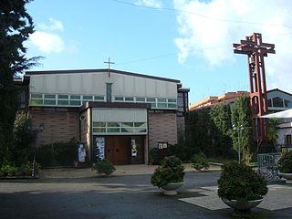 SantAtanasio a Via Tiburtina