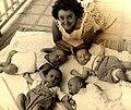 PikiWiki Israel 12646 Kibbutz infants.JPG