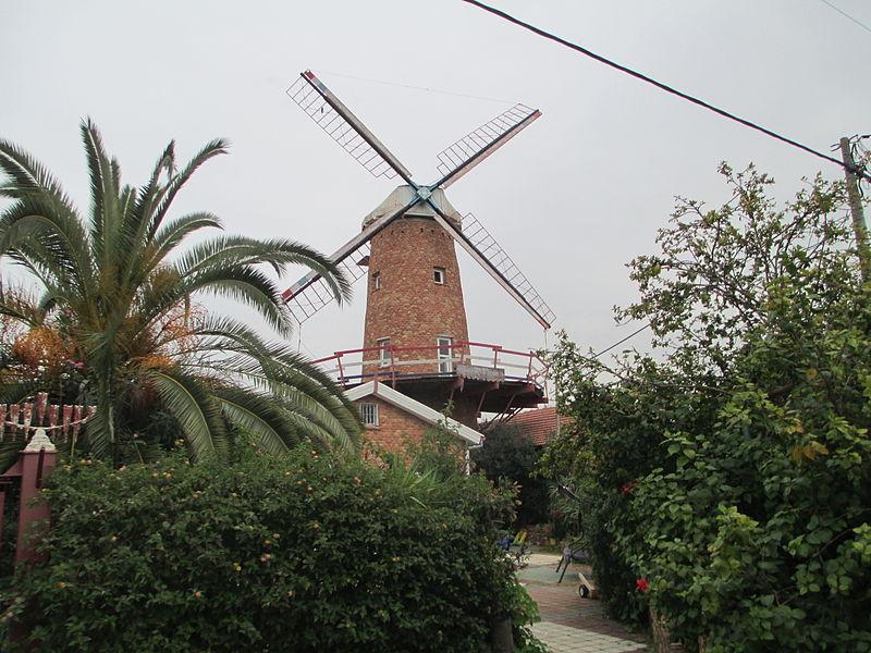 טחנת רוח במשמר השבעה