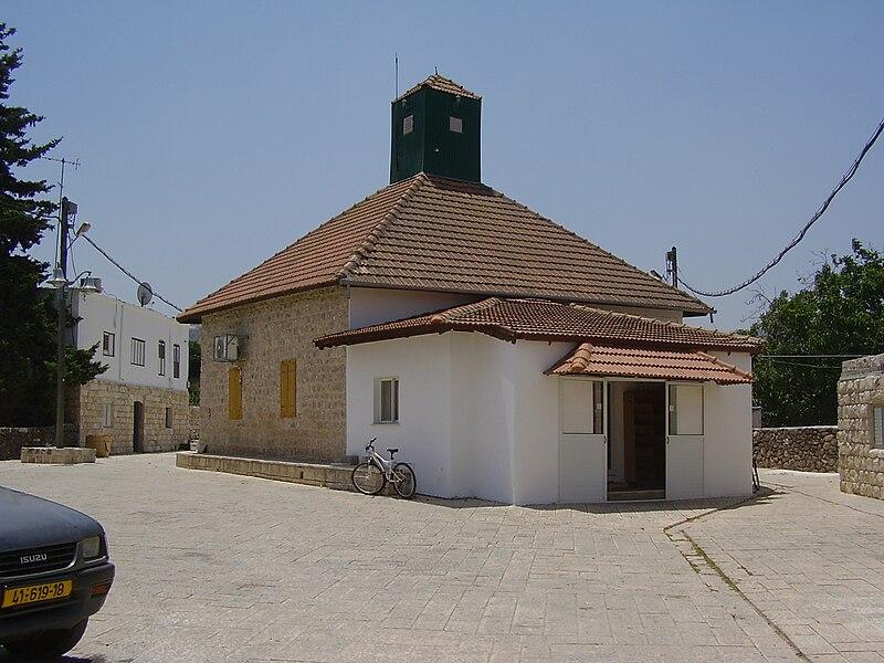 המסגד בריחניה