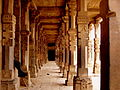 Pillars,Qutb Minar,India364.jpg