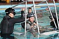 Pilots, crew dive into water survival training 140807-A-ZF701-007.jpg