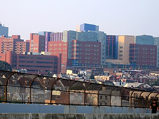 UPMC Childrens Hospital of Pittsburgh Hospital in Pennsylvania, United States