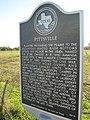 Pittsville TX Historical Marker.JPG