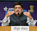 Piyush Goyal addressing a Press Conference on the achievements of his Ministries during 3 years of NDA Government, in New Delhi.jpg