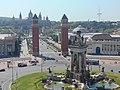 Plaça d'Espanya (Barcelona) 03.jpg