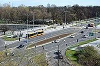 Plac na Rozdrożu w Warszawie.JPG