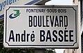 Plaque boulevard André Bassée Fontenay Bois 1.jpg