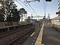Platform of Maiko-Koen Station 3.jpg