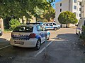 Police vehicles Trebinje 2019.jpg