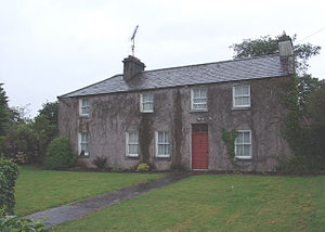Clonbur - Poliska house in Clonbur