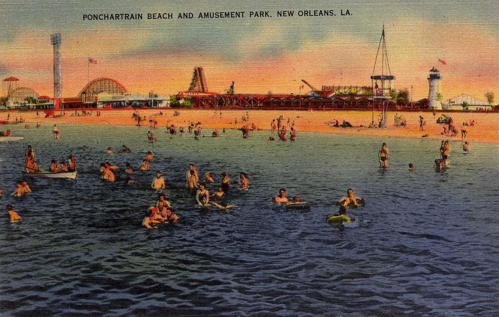 Pontchartrain Beach Amusement Park