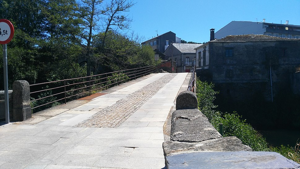 Ponte dos Ferros.